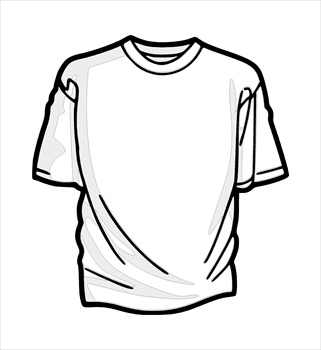 Free t cliparts download. Clipart shirt shirt line