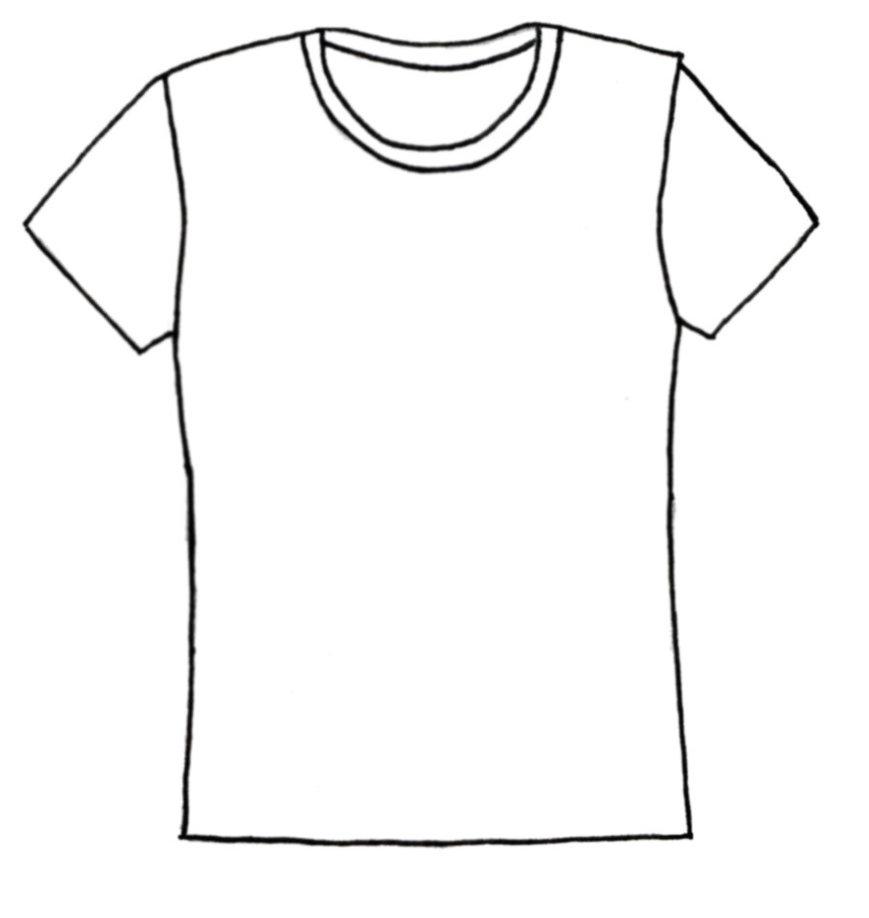 Shirt clipart t shirt. Free shirts graphics images