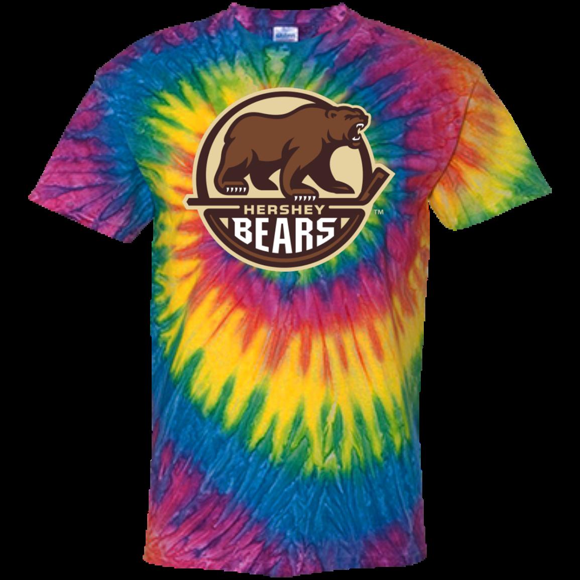 Hershey bears primary logo. Clipart shirt tie dye shirt