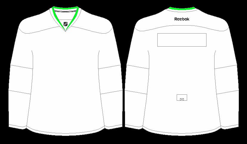 Clipart shirt uniform. Hockeyjerseyconcepts templates clip art