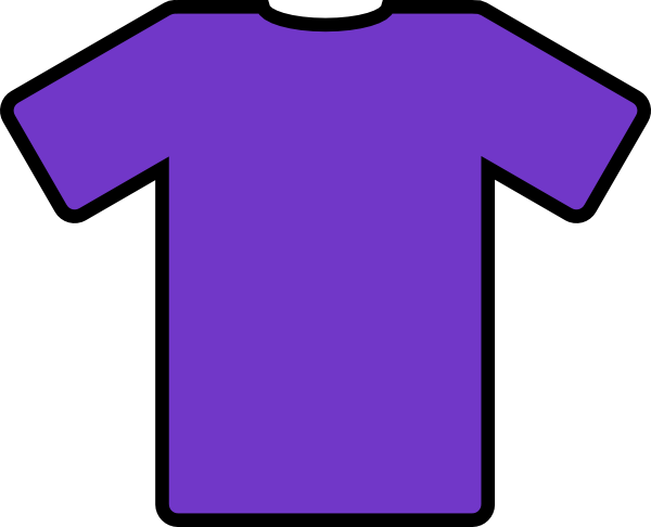 Free purple cliparts download. Clipart shirt violet