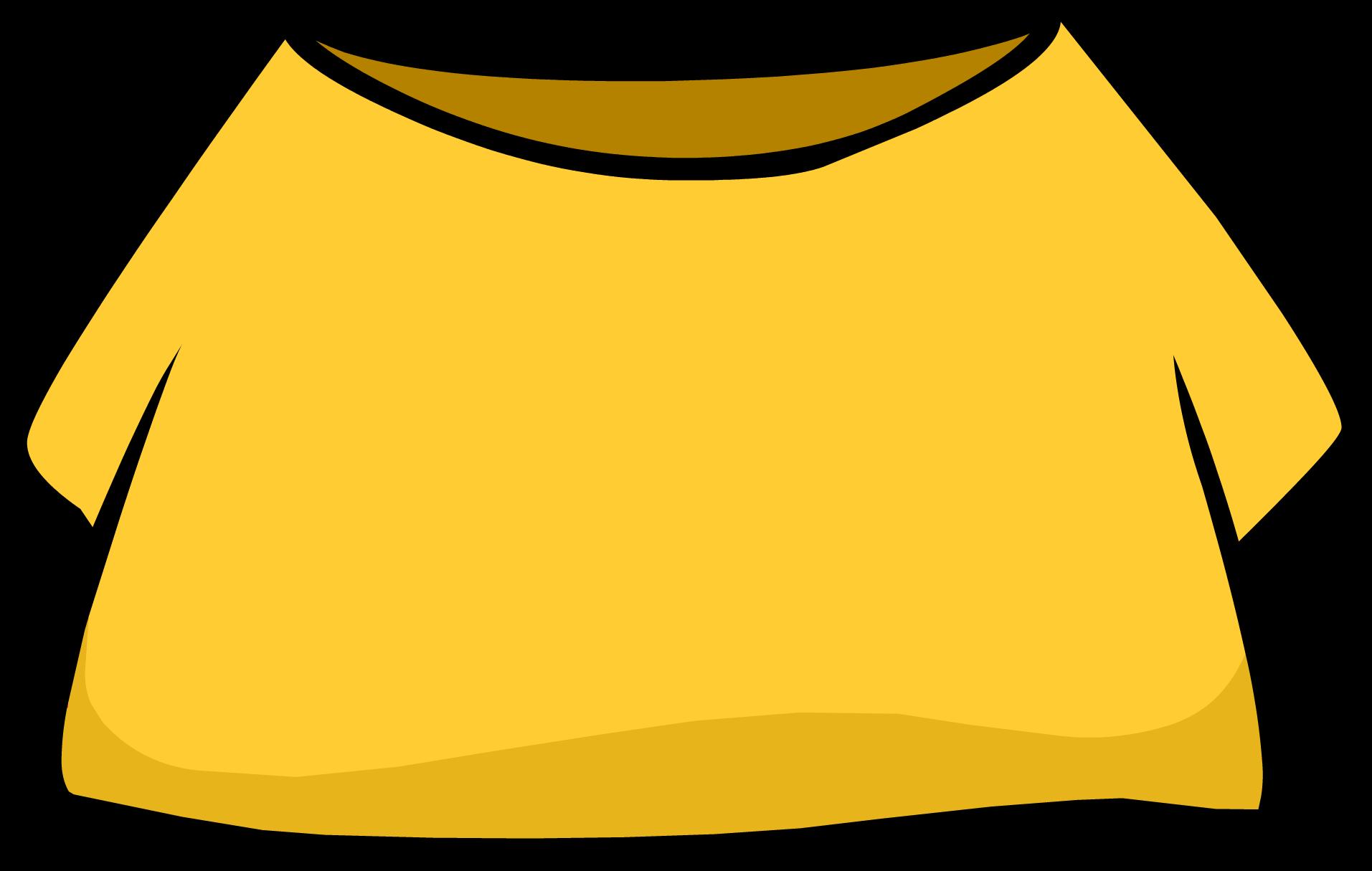 Club penguin wiki fandom. Clipart shirt yellow shirt