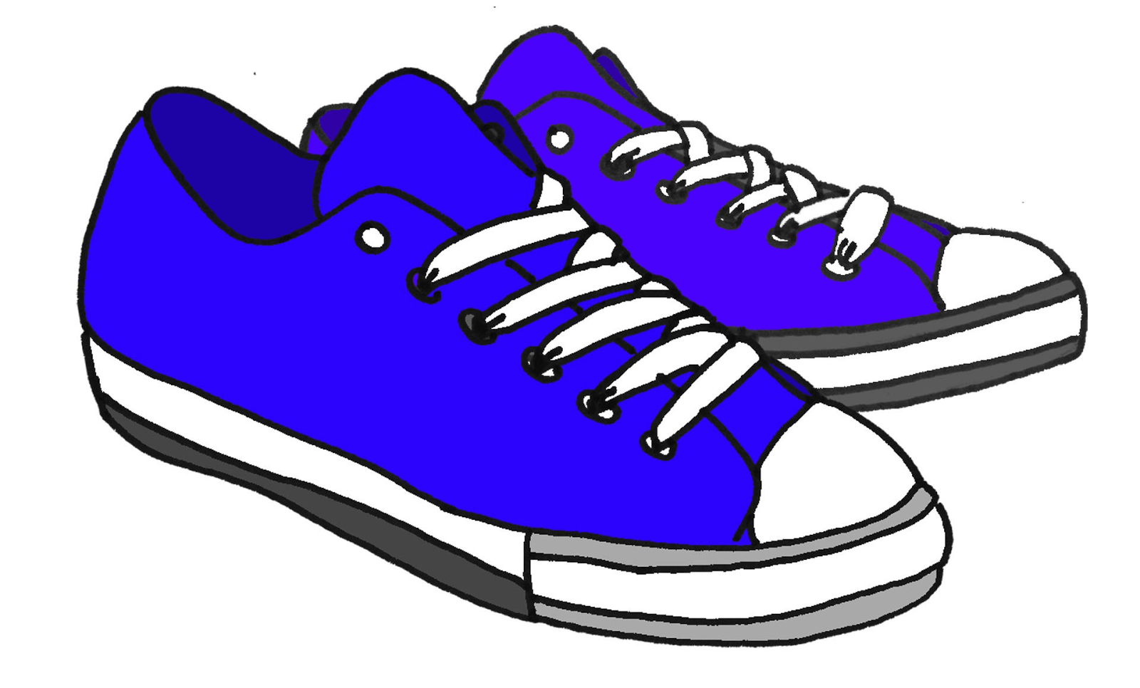 Free shoe pictures clipartix. Clipart shoes
