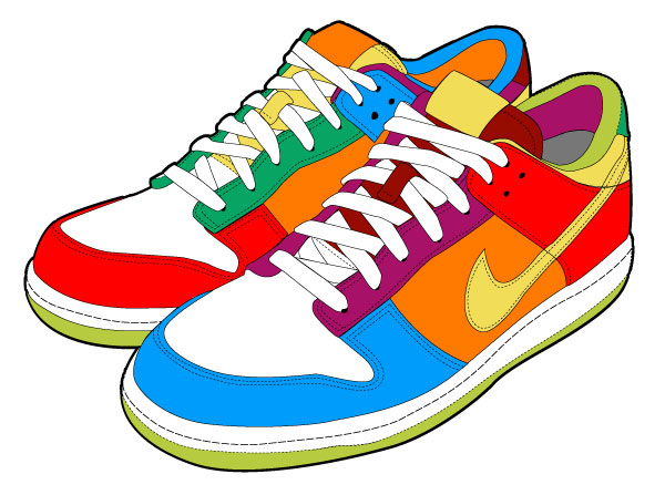 Free cliparts download clip. Clipart shoes