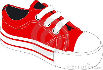 Clipart shoes. Shoe panda free images