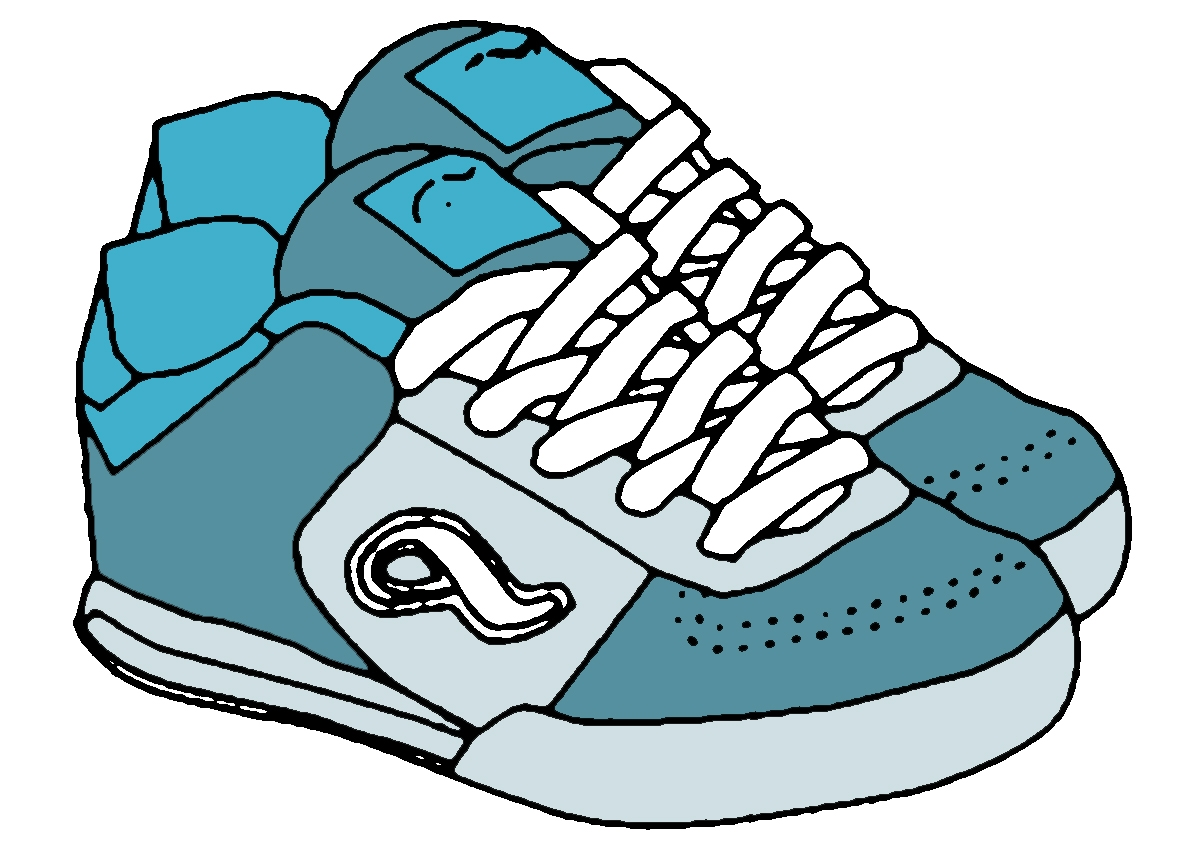 Unique collection digital h. Clipart shoes