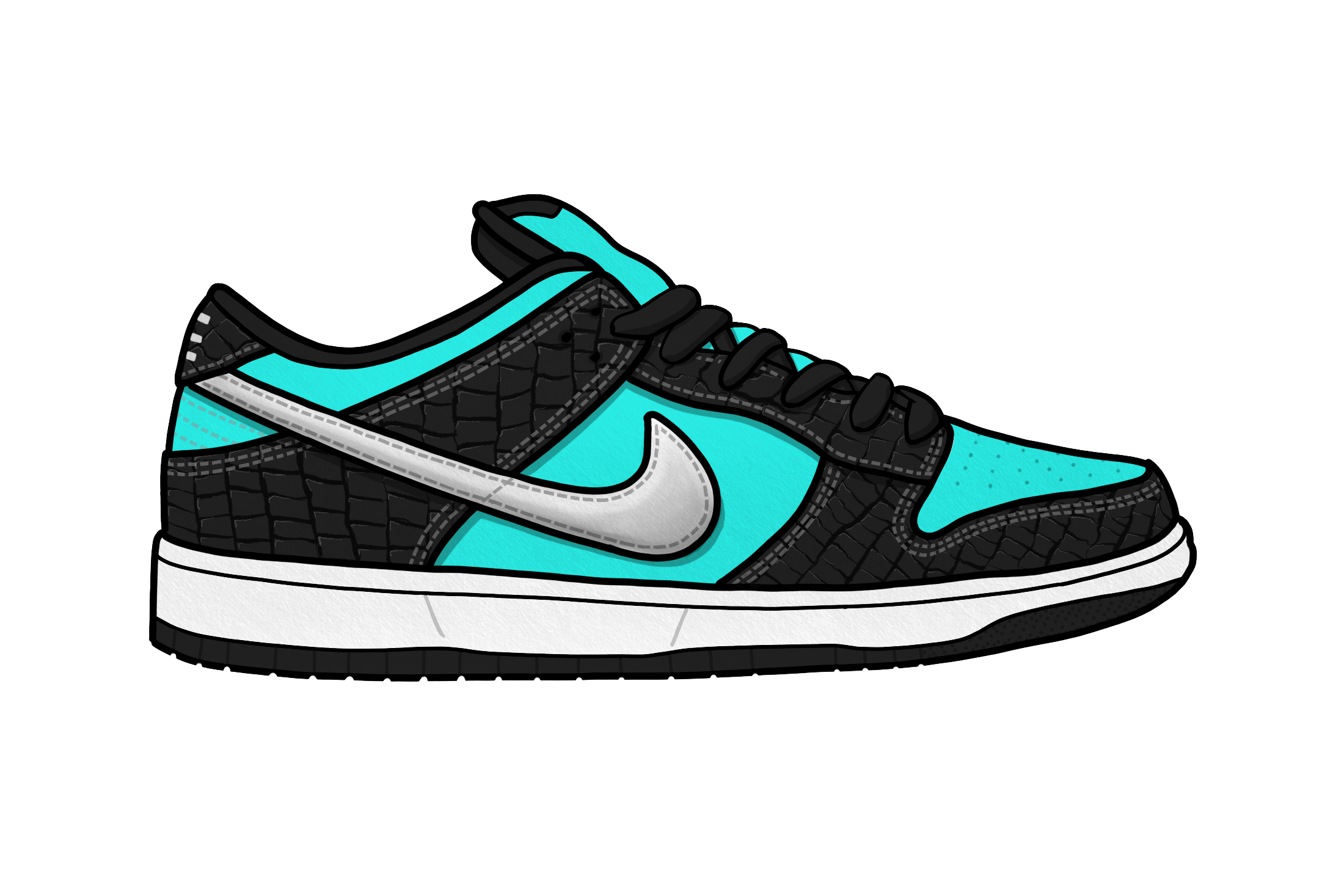 Most iconic nike sbs. Heels clipart expensive shoe
