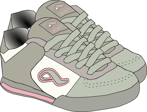Clothing sneakers clip art. Clipart shoes clothes