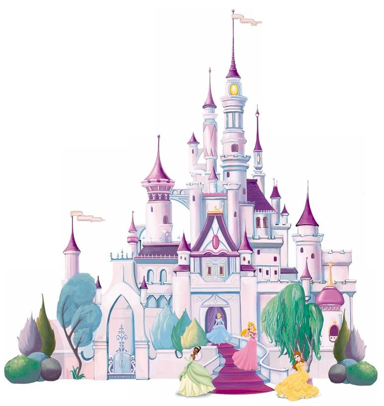 Disney princess pictures free. Clipart castle little mermaid