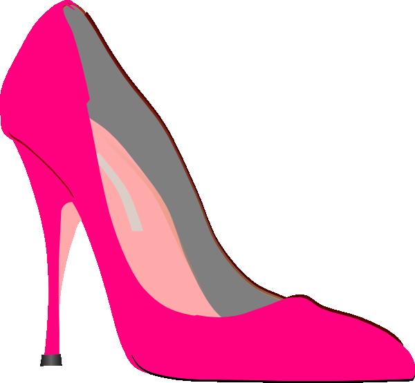heels clipart red heel