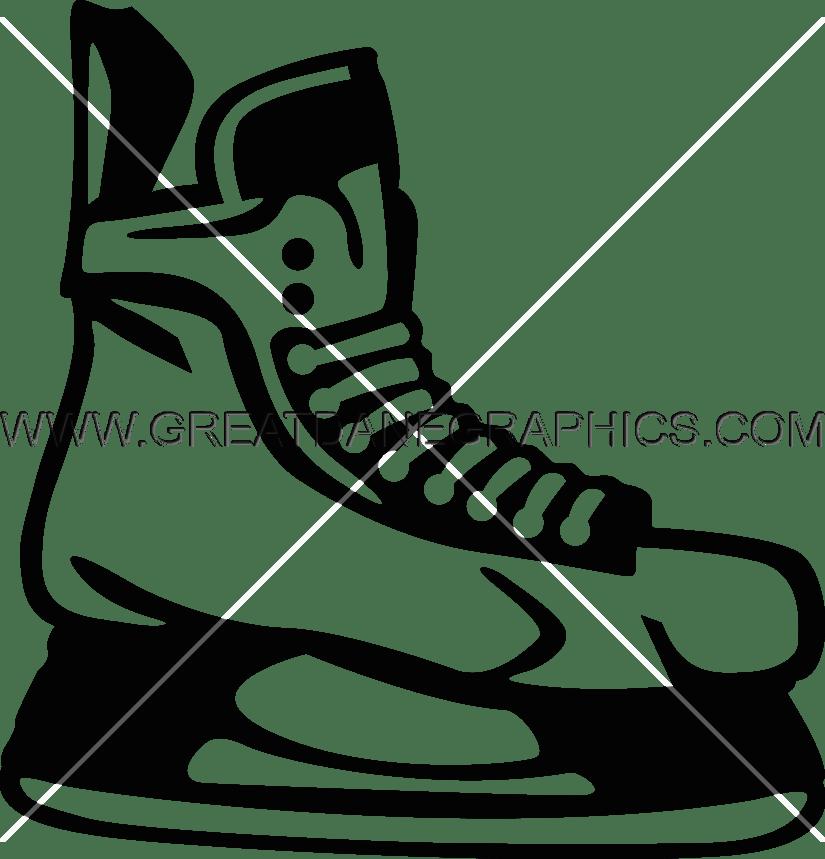 hockey clipart easy