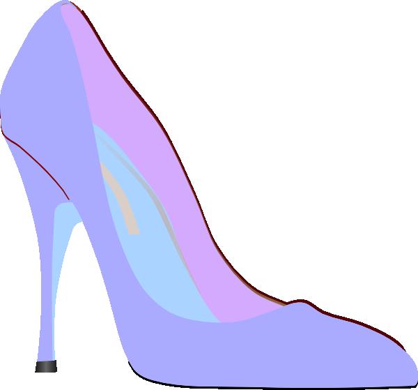 Purple heel clip art. Hi clipart transparent background