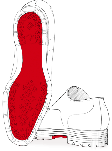 Christian louboutin discover men. Heels clipart red sole