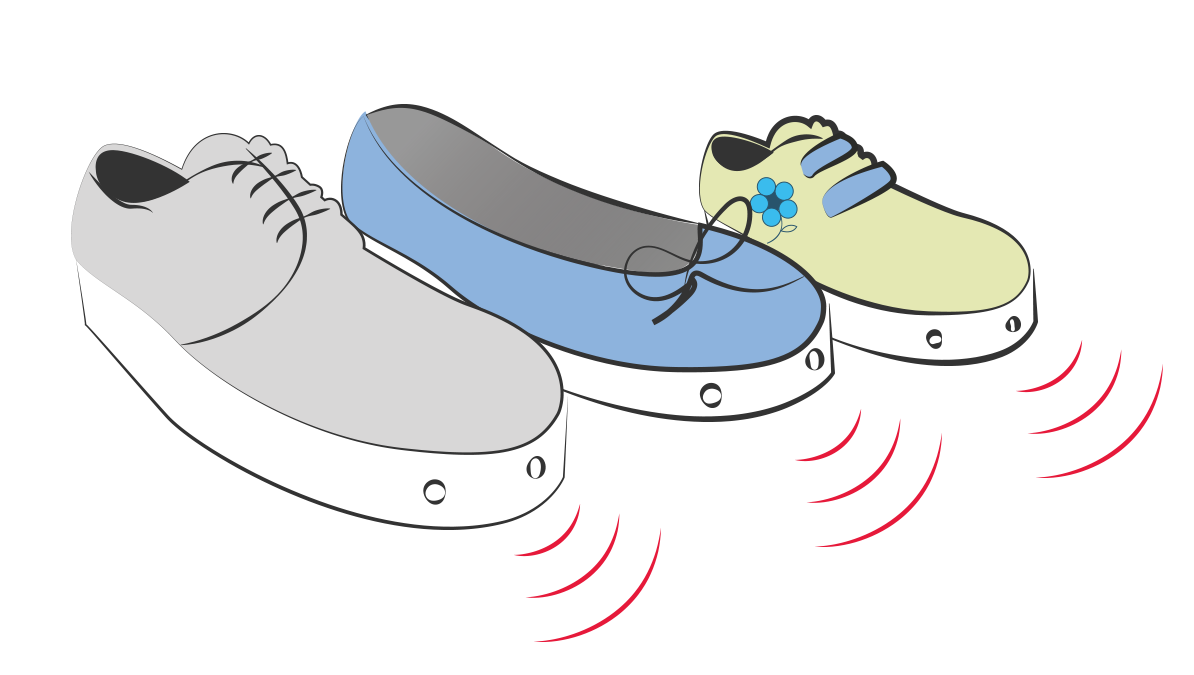Tec innovation gmbh one. Clipart walking mobility