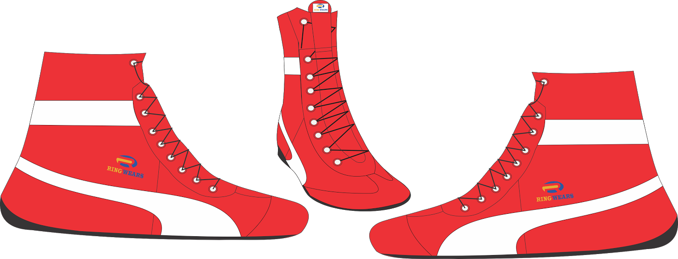 Clipart shoes summer. Rw ringsportswears live boxingshoessample