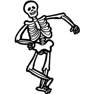Clip art free panda. Skeleton clipart