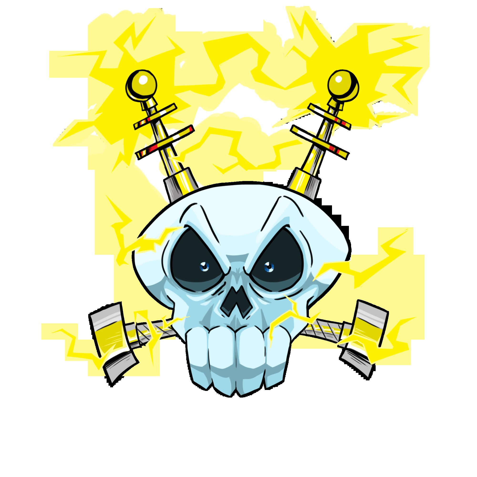 New t shirt design. Skeleton clipart biker