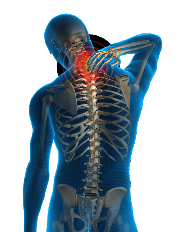 Neck clipart body back. Atlanta total wellness injured