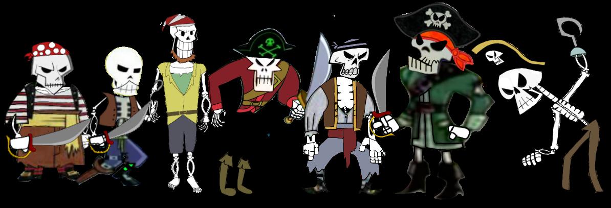 skeleton clipart skeleton pirate #143047789