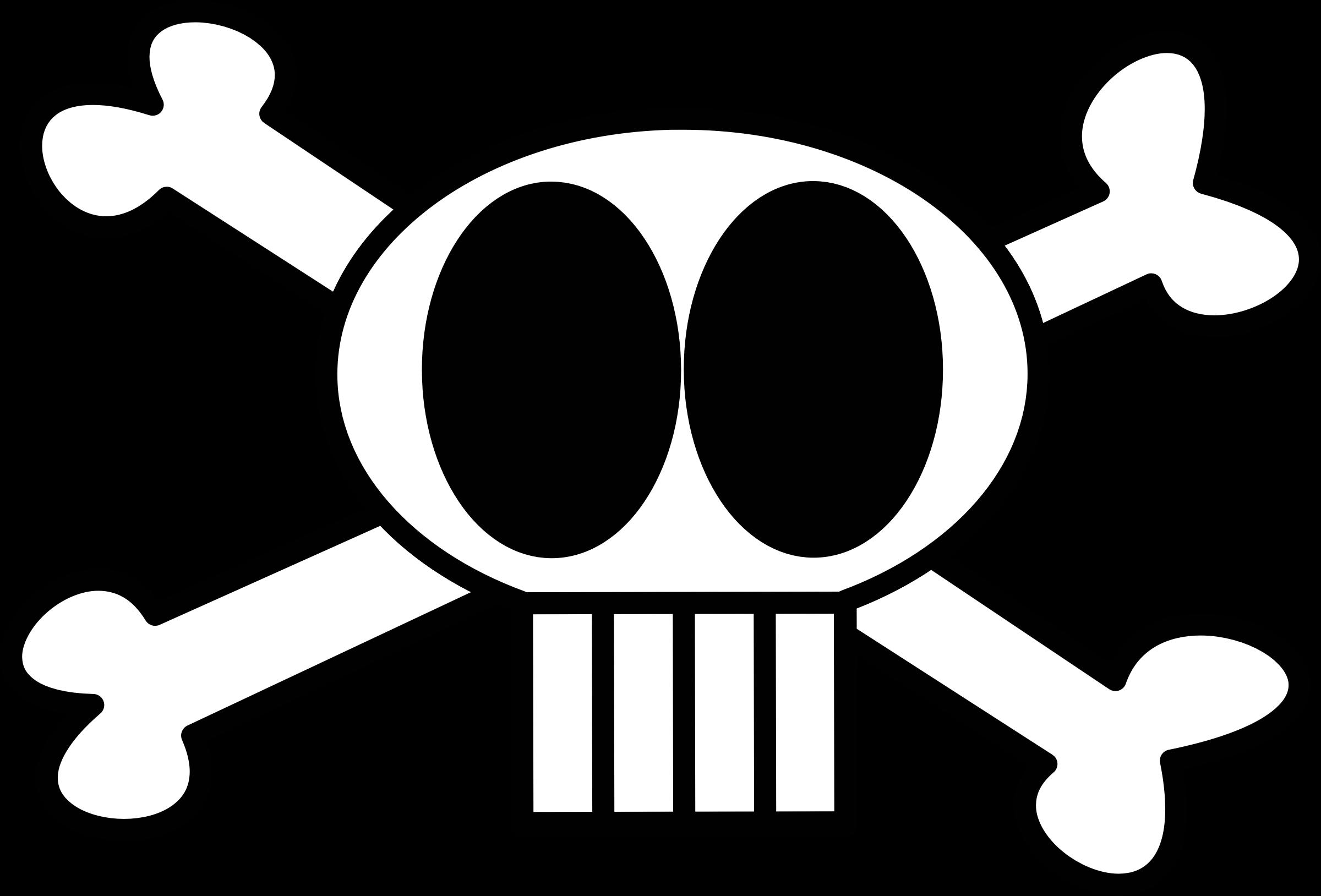 Goofy skull big image. Drug clipart animated