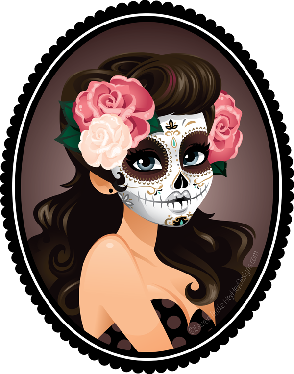Death clipart scull. With less and time