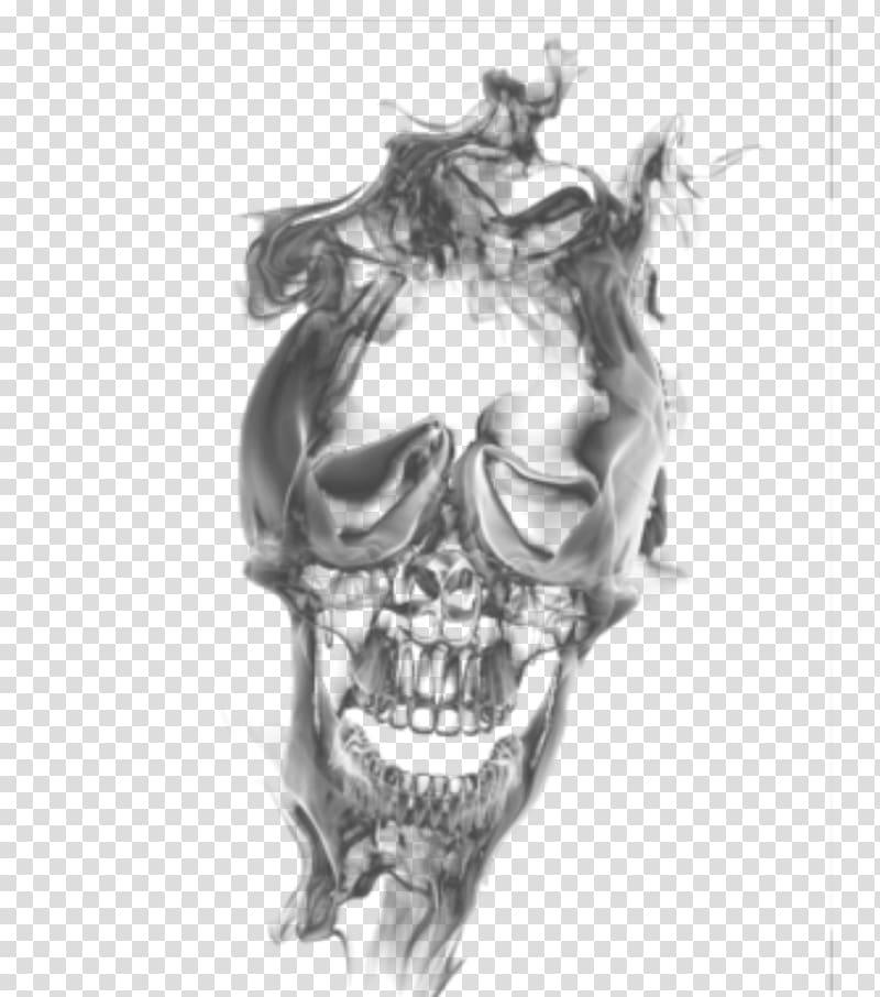 Smoke transparent background png. Clipart skeleton smoking