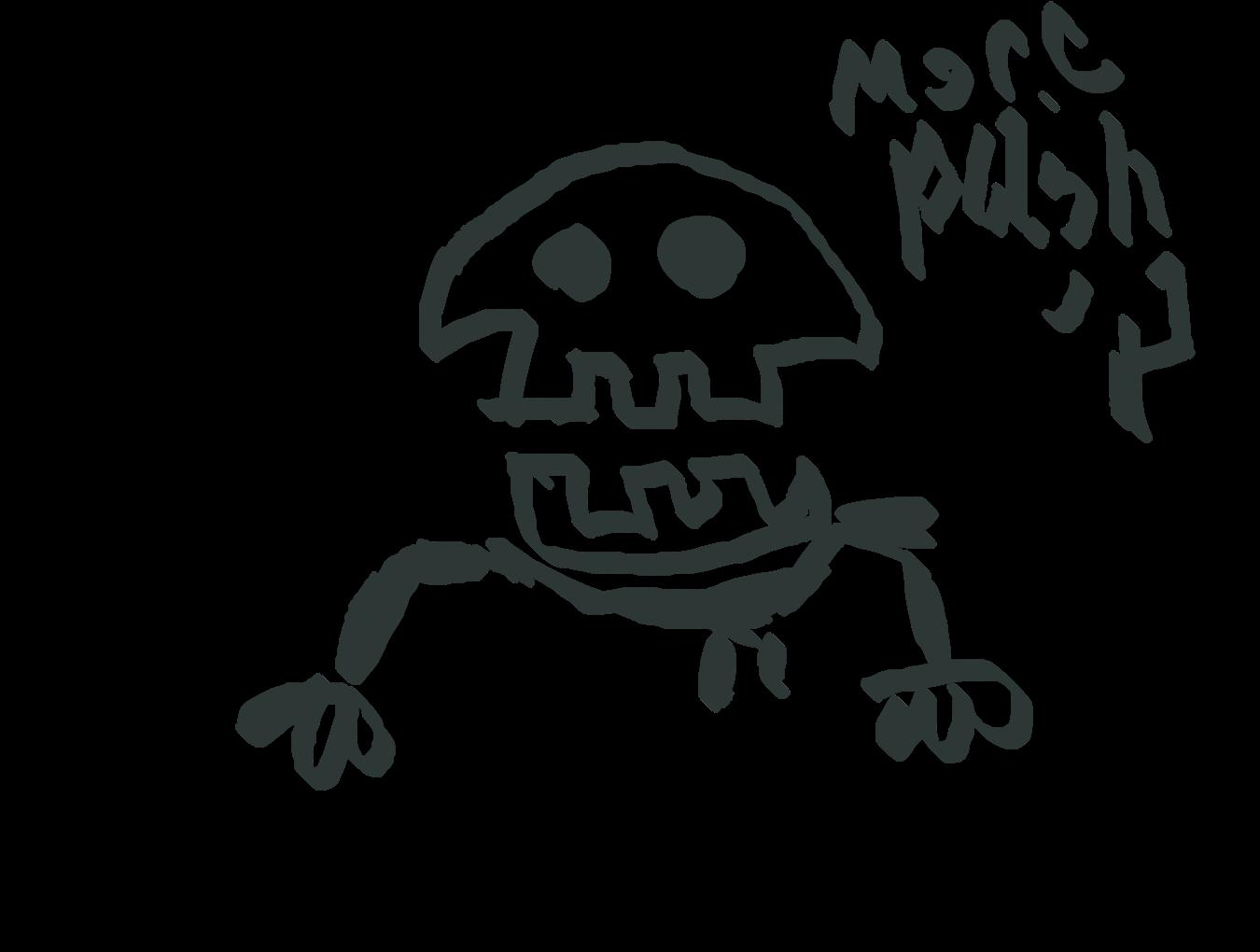 Skeleton spooky skeleton
