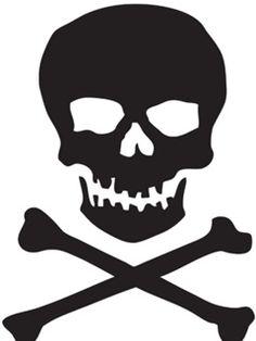 Human clip art at. Clipart skull
