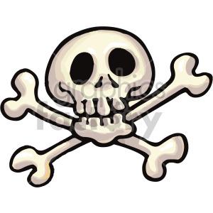 Cartoon skull royalty . Skeleton clipart copyright free