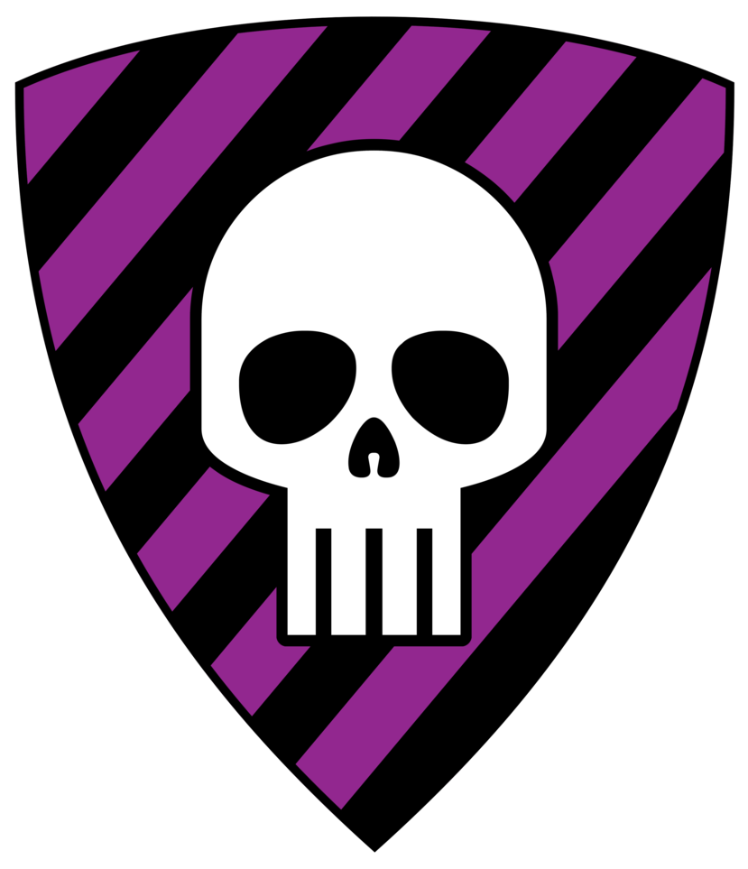 Coat of arms the. Clipart skull ghost rider