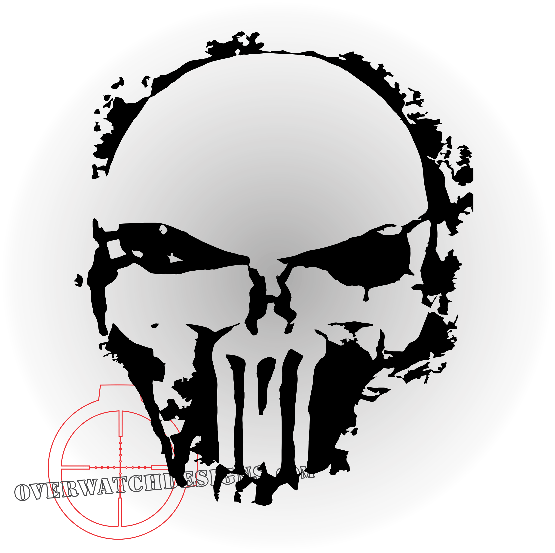 Skull patriotic