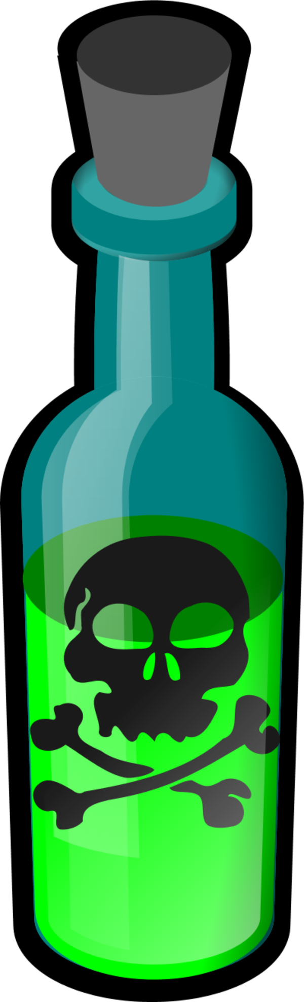 Poison clipart poison control. Free content skull and