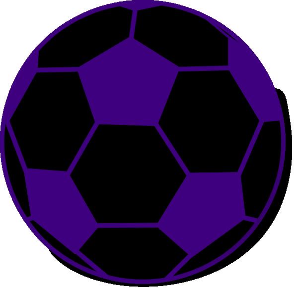 Canyon ball clip art. Purple clipart soccer
