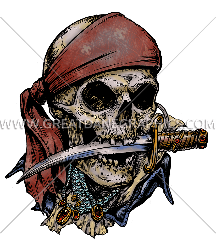 Knife clipart death.  pirate skull png