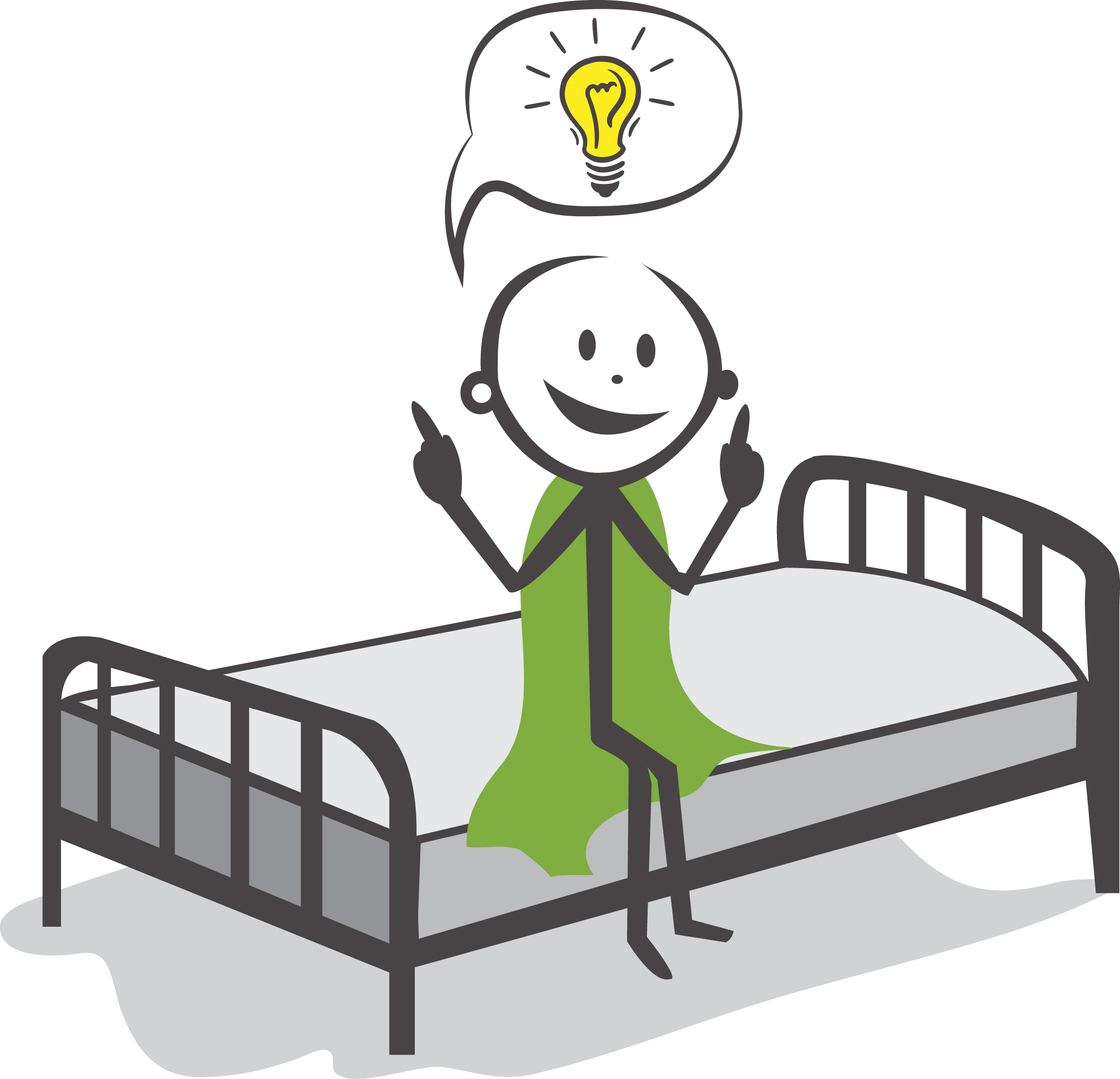 About sleep titan welcome. Clipart sleeping bed covers