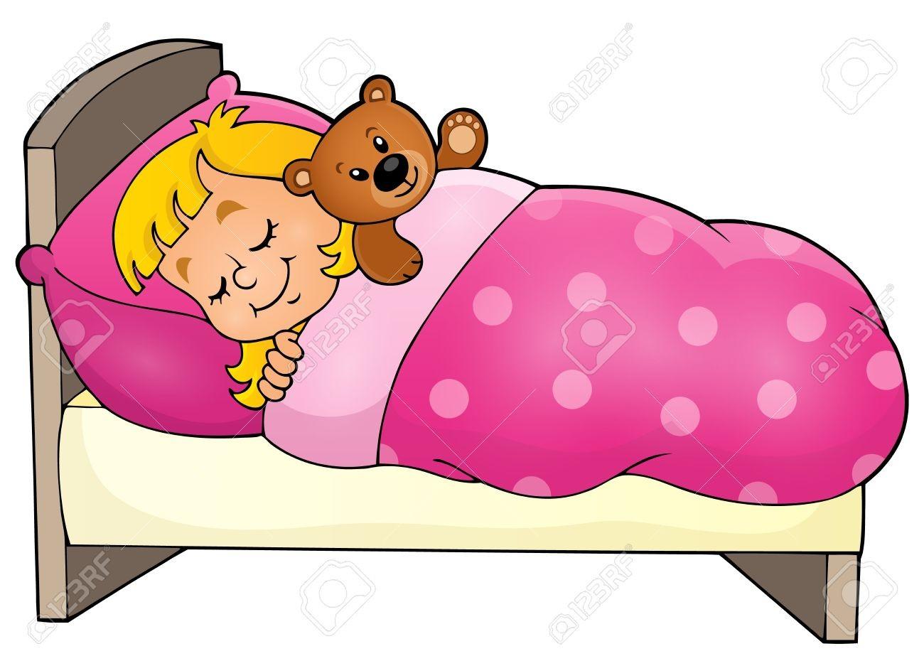 sleep clip art. Clipart sleeping child's