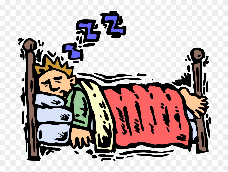 Falling in bed go. Dreaming clipart fall asleep