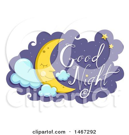 Night clipart happy.  good clipartlook