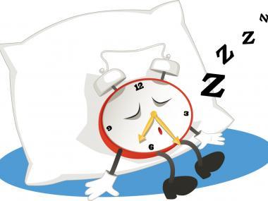 How does sleep affect. Clipart sleeping habbit
