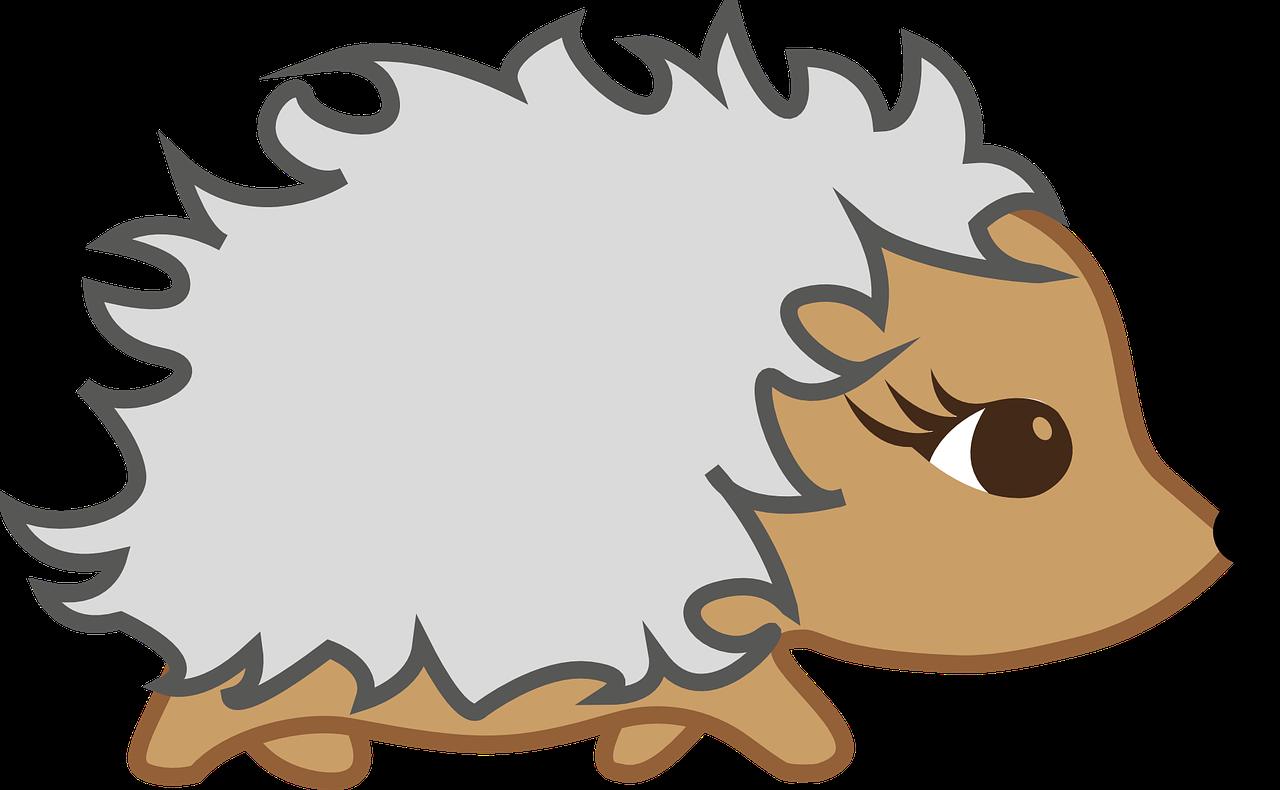Mammal free on dumielauxepices. Clipart sleeping hedgehog