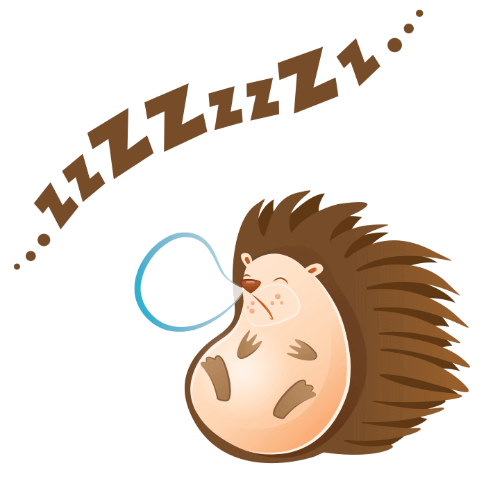 Clipart sleeping hedgehog. Free on dumielauxepices net