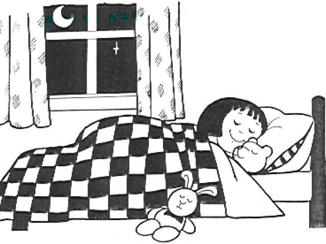Free sleeping download clip. Quilt clipart peaceful sleep