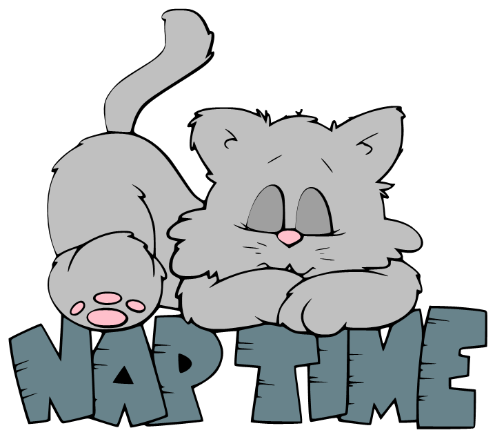 Dreaming clipart nap. When in doubt take