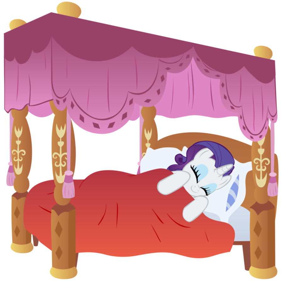 Clipart sleeping peaceful sleep. Somepony is by shelltoontv