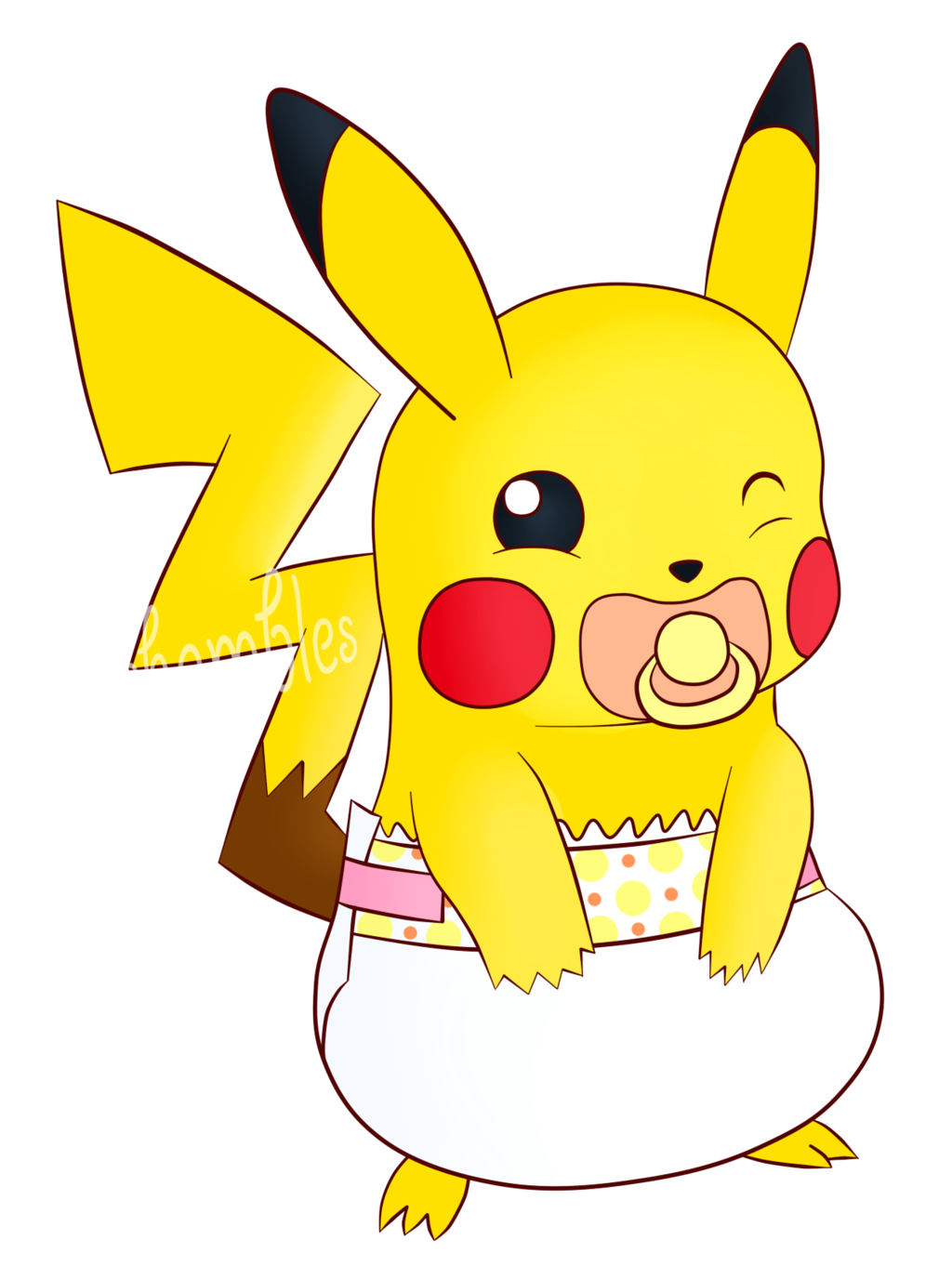 Clipart sleeping pikachu. Images for drawing at