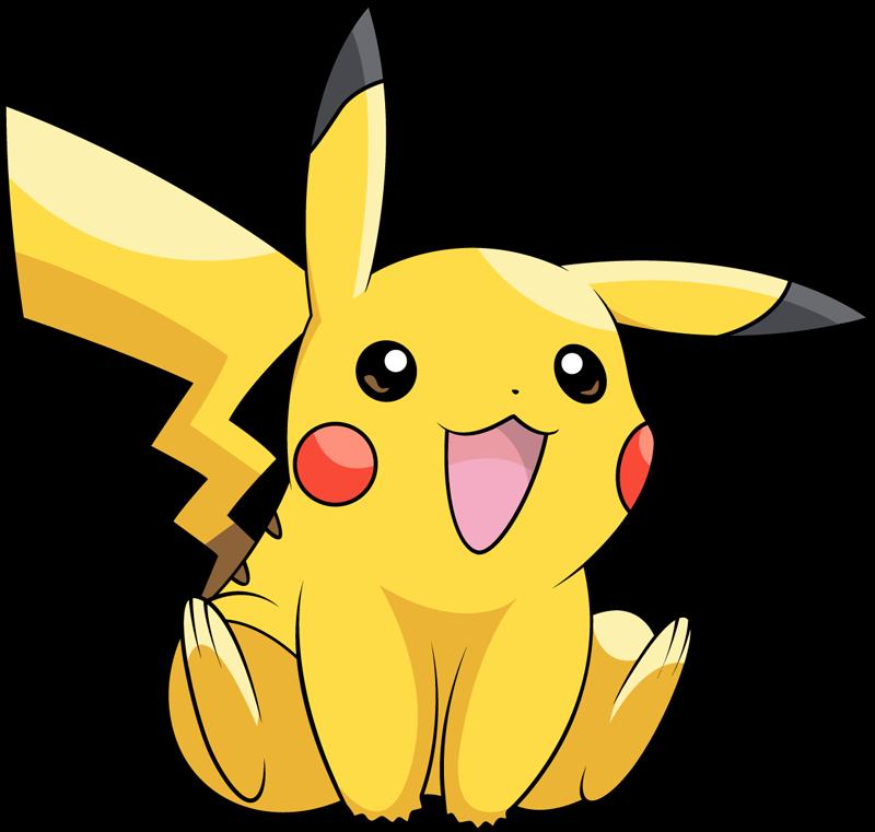 Shiny pok dex stats. Clipart sleeping pikachu