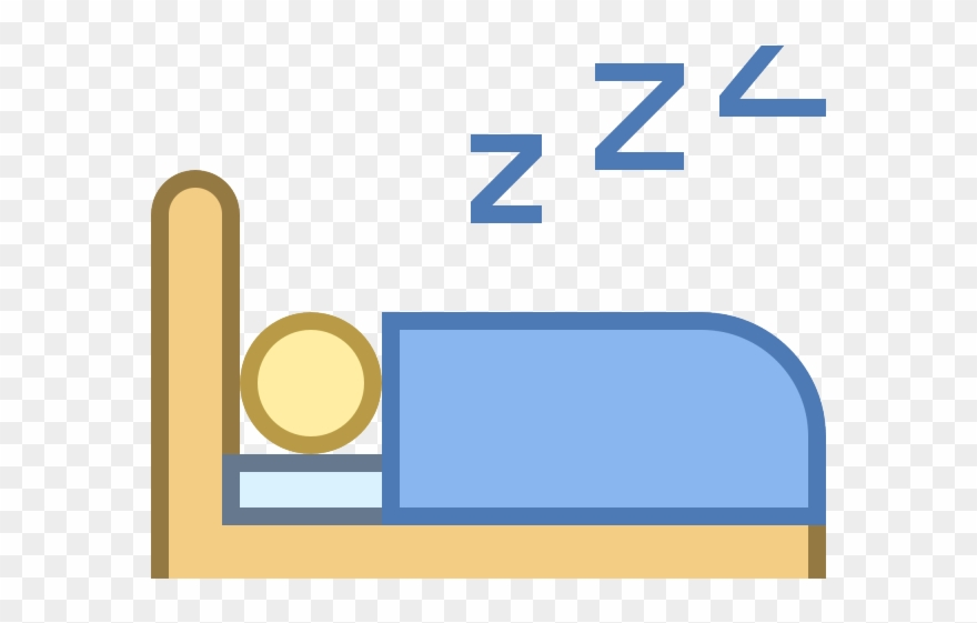 Png download . Clipart sleeping pretty bed