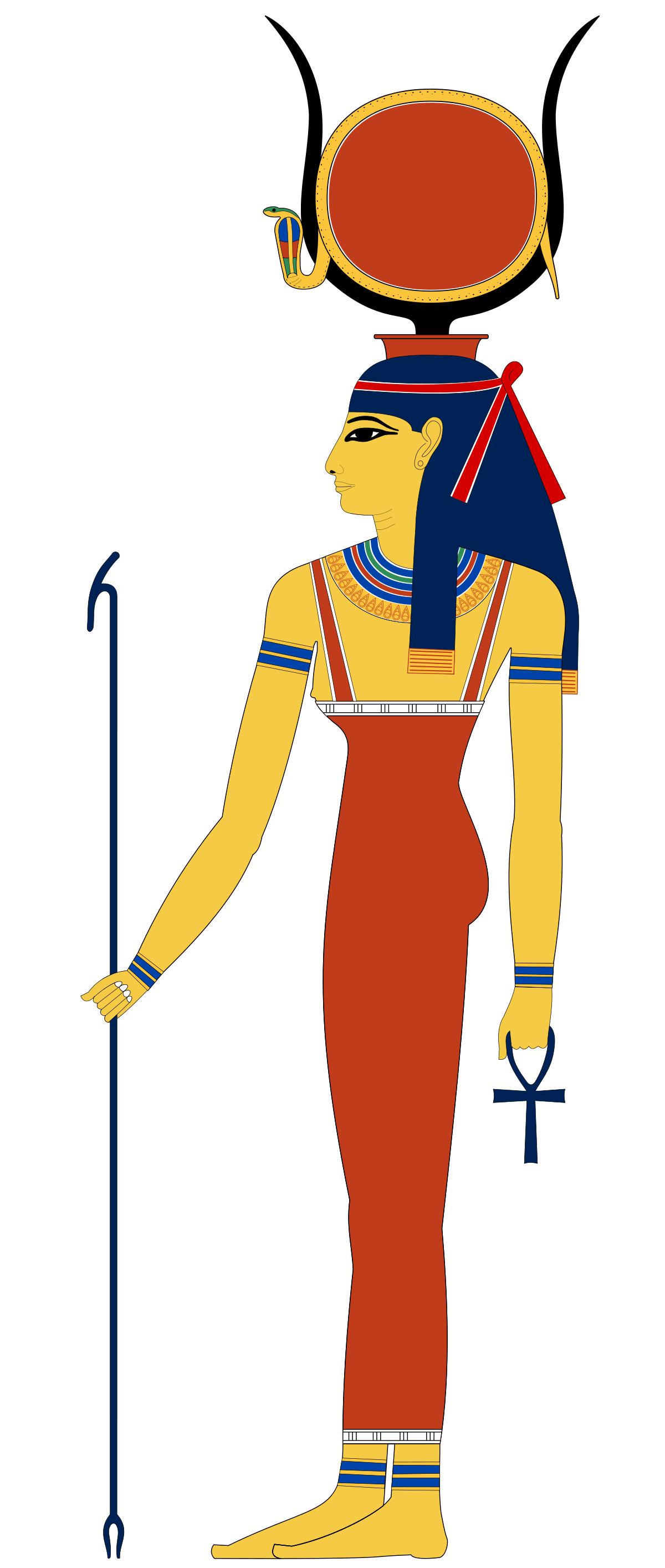 Ten commandments clipart positive. Hathor the goddess wearing