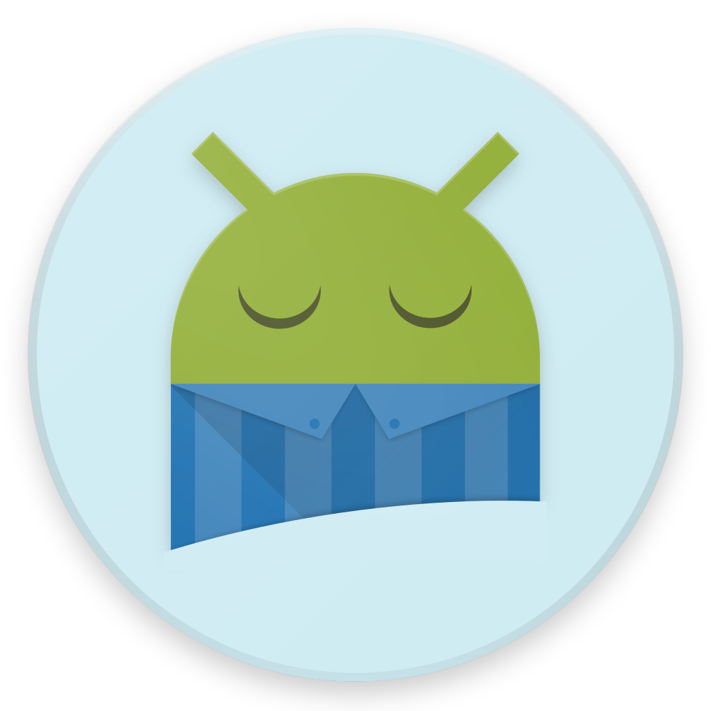 Knowledge base as android. Dreaming clipart sleep study