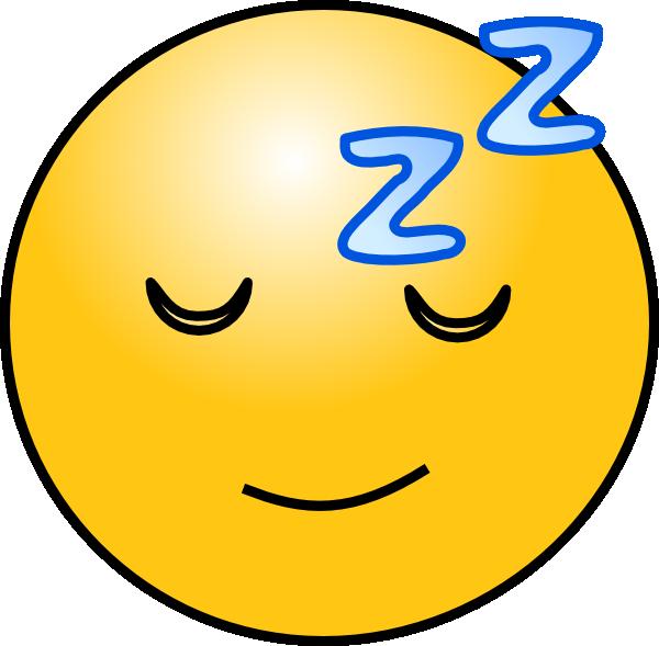 Tired clipart smiley. Sleepy head